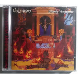Cd Vulcano Bloody Vengeance Black Death Metal