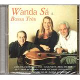 Cd Wanda Sá E Bossa Três