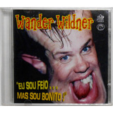 Cd Wander Wildner Eu Sou Feio Mas Sou Bonito 2001 Lacrado