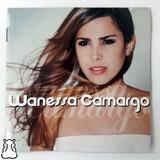 Cd Wanessa Camargo Eu Quero Ser O Seu Amor 2001