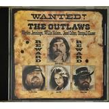 Cd Wanted The Outlaws Waylon Jennings Imp Usa   C2