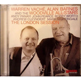Cd Warren Vache   Alan Barnes   London Session