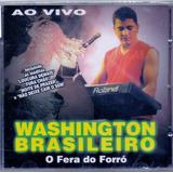 Cd Washington Brasileiro Ao Vivo
