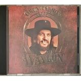 Cd Waylon Jennings Greatest Hits Imp Usa   C5