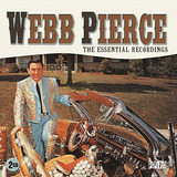 Cd Webb Pierce Essential Recordings