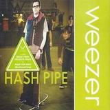 Cd Weezer Hash Pipe Single   Uk
