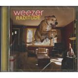 Cd Weezer Raditude 2009 Lil Wayne Com 01 Faixa Bônus Lacrado