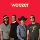 Cd Weezer Weezer  red Album  Deluxe Version Digipack