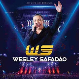 Cd Wesley Safadão Ao Vivo Em Brasilia   Forro Original Lacra