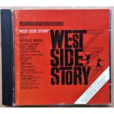 Cd West Side Story   Trilha Sonora Do Filme   Soundtrack