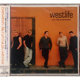 Cd Westlife   Hits & Rare Tracks   Importado Japan Lacrado