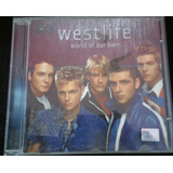 Cd Westlife World Of Our Own Lacrado Original