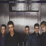 Cd Westlife World Of Our Own Single