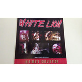 Cd White Lion   Ultimate Collection