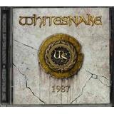 Cd Whitesnake   1987