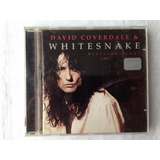 Cd Whitesnake   David Coverdale