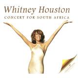 Cd Whitney Houston   Concert For  South Africa