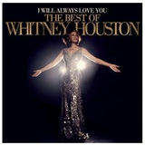 Cd Whitney Houston   I Will Always Love You   The Best Of Wh