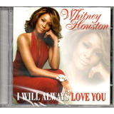 Cd Whitney Houston   I Will Always Love You