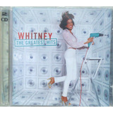 Cd Whitney Houston   The Greatest Hits 2000    Cd Duplo