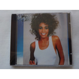 Cd Whitney Houston  Whitney 1987 lacrado novo original