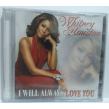 Cd Whitney Houston  i Will Always Love You  Greatest Hits