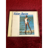 Cd Whitney Houston 1985   Japonês  albun Debut