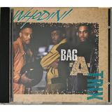 Cd Whodini Bag A Trix 1991 Importado Usa   B6