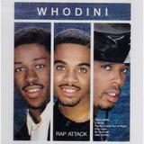 Cd Whodini Rap Attack