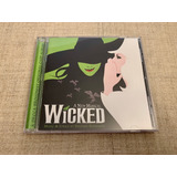 Cd Wicked Importado Usado Broadway A New Musical Seminovo