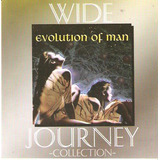 Cd Wide Journey Collection   Evolutino Of Man   Novo