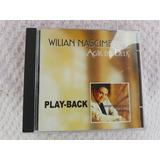 Cd Willian Nascimento Agir De Deus Play Back