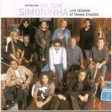 Cd Wilson Simoninha   Live Session At Trama Studios