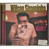 Cd Wilson Simoninha Vol 2 2000 Trama   B5