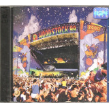 Cd Woodstock 99   Kid Rock Limp Bizkit Red Hot Chili Peppers