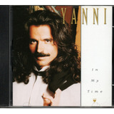 Cd Yanni   In My Time