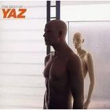 Cd Yaz Best Of Yaz Importado Lacrado