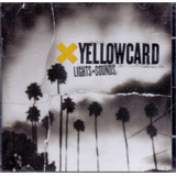 Cd Yellowcard   Lights And Sounds   Novo