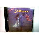 Cd Yellowman   Sings The Blues   Importado Usado Bom Estado