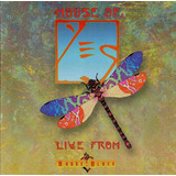 Cd Yes   Live From House Of Blues  duplo