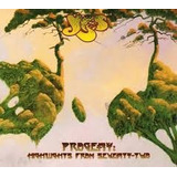 Cd Yes   Progeny   Highlights From Seventy two