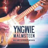 Cd Yngwie Malmsteen   Blue Lightning
