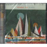 Cd Young The Giant 2010 Warner Lacrado