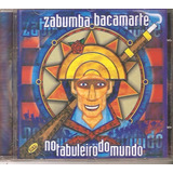 Cd Zabumba Bacamarte   No Tabuleiro Do Mundo  2006