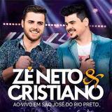 Cd Zé Neto E Cristiano   Ao Vivo Em São João Do Rio Preto