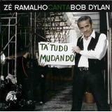 Cd Zé Ramalho   Canta Bob Dylan Lacrado