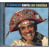 Cd Zé Ramalho   Canta Luiz Gonzaga