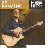 Cd Zé Ramalho   Mega Hits