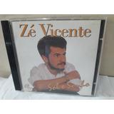 Cd Zé Vicente Sol E Sonho 1996