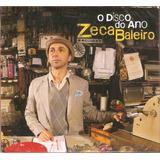 Cd Zeca Baleiro   O Disco Do Ano